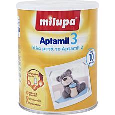 Γάλα σε σκόνη MILUPA Aptamil 3 για παιδιά 10+ μηνών