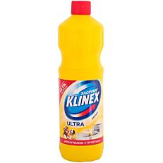 Χλωρίνη KLINEX ultra με άρωμα λεμόνι (1250ml)