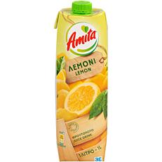 Χυμός AMITA νέκταρ λεμόνι (1lt)