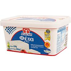 Τυρί ΔΩΔΩΝΗ φέτα σε άλμη (400g)