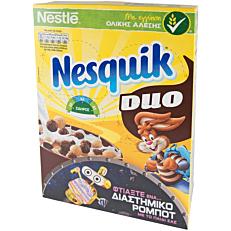 Δημητριακά NESQUIK Duo (325g)