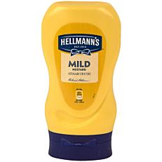 Μουστάρδα HELLMANN'S απαλή top down (265g)