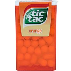 Καραμέλες TIC TAC πορτοκάλι (18g)