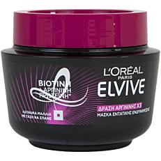 Μάσκα μαλλιών ELVIVE με δράση αργινίνης (300ml)