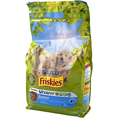 Ξηρά τροφή FRISKIES σκύλου junior (1,5kg)