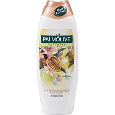Αφρόλουτρο PALMOLIVE Unisex Naturals αμύγδαλο (650ml)