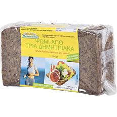 Ψωμί MESTEMACHER με 3 δημητριακά (500g)