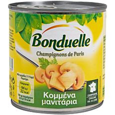 Κονσέρβα BONDUELLE μανιτάρια champignons κομμένα (400g)