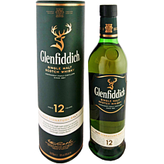 Ουίσκι GLENFIDDICH Malt (700ml)