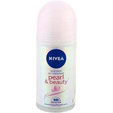 Αποσμητικό σώματος NIVEA Pearl Beauty roll on (50ml)