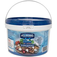 Σάλτσα HELLMANN'S γιαούρτι (3lt)
