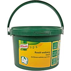 Ζωμός KNORR 1-2-3 βοδινού (3,5kg)