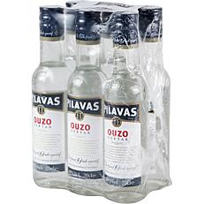 Ούζο PILAVAS (200ml)