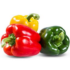 Πιπεριές ανάμεικτες εγχώριες (450g)