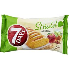 Κρουασάν 7DAYS Strudel με γέμιση μήλο & κανέλα (85g)