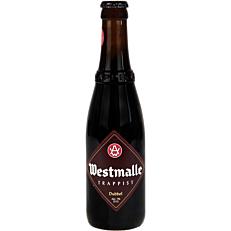 Μπύρα WESTMALLE double (330ml)