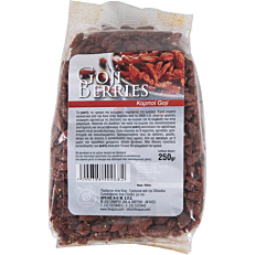 Goji Berries ΘΡΕΨΙΣ αποξηραμένα (250g)