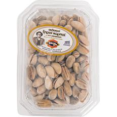 Φυστίκια κελυφωτά ψημένα, ανάλατα (180g)