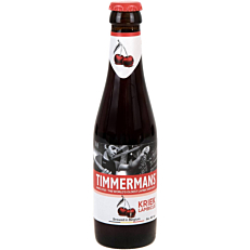 Μπύρα TIMMERMANS KRIEK lambicus (250ml)