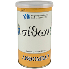 Μέλι ΣΙΘΩΝ ανθόμελο (455g)