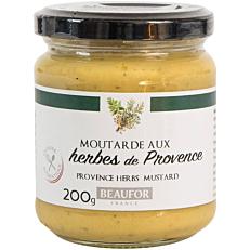 Μουστάρδα BEAUFOR με βότανα (200g)