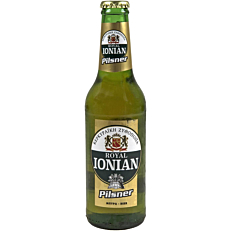 Μπύρα ROYAL IONIAN Pilsner (330ml)