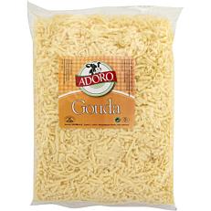 Τυρί ADORO gouda τριμμένο Γερμανίας (1kg)