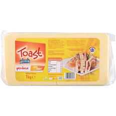 Αναπλήρωμα τυριού Toast Club σε φέτες (1kg)