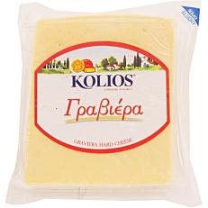 Τυρί KOLIOS γραβιέρα αγελάδος (250g)