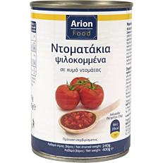 Τοματάκια ARION FOOD ψιλοκομμένα (400g)
