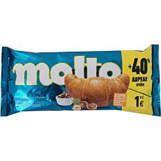 Κρουασάν MOLTO με γέμιση πραλίνα φουντουκιού (110g)