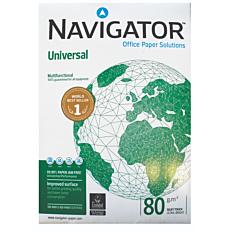Φωτοτυπικό χαρτί NAVIGATOR λευκό (80g)