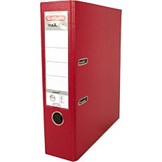 Κλασέρ HERLITZ max file Α4 8cm κόκκινο