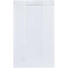 Χαρτοσακούλες λευκές αδιάβροχες 12,5x21cm (5kg)