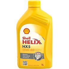 Λιπαντικό SHELL Helix κινητήρα HX5 15/40 (1lt)