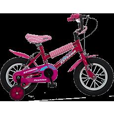 """Ποδήλατο BMX EXTREME 12"""" φούξια"""