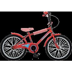 """Ποδήλατο BMX EXTREME 20"""" κόκκινο"""