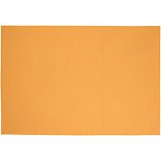 Σουπλά συνθετικό πορτοκαλί 30x45cm