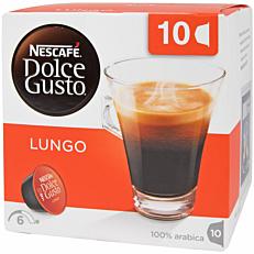 Καφές NESCAFÉ dolce gusto lungo σε κάψουλες (10x70g)