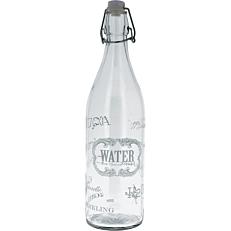 Μπουκάλι νερού γυάλινο 1lt
