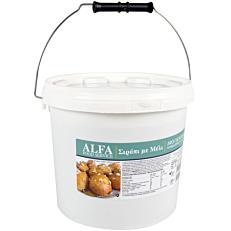 Σιρόπι ALFA με μέλι (5kg)