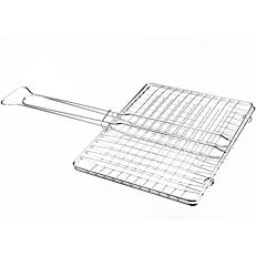 Σχάρα ψησίματος για τζάκι επαγγελματική 33x29cm