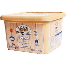 Τυρί ΑΓΝΑΝΤΙ φέτα (1kg)