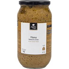 Πάστα ελιάς MASTER CHEF πράσινης (1kg)