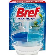 Αποσμητικό τουαλέτας BREF block duo active φρεσκάδα ωκεανού, υγρό