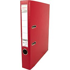 Κλασέρ HERLITZ max file Α4 5cm κόκκινο
