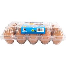 Αυγά ΑΥΓΟΜΑΝΙΑ φρέσκα μεσαία Α' κατηγορίας (15x53-63g)