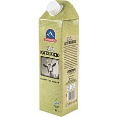 Γάλα ΟΛΥΜΠΟΣ κατσικίσιο 1,5% λιπαρά (1lt)
