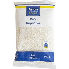 Ρύζι ARION FOOD καρολίνα (500g)