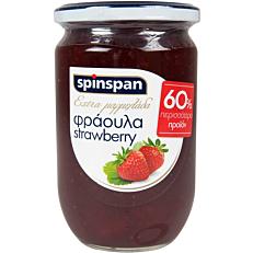 Μαρμελάδα SPINSPAN extra φράουλα (600g)
